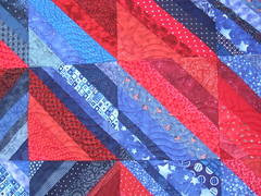 Matt's Quilt  up close009