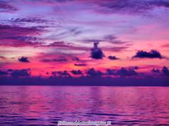 Sunset 6 (Navigator_51) Tags: ocean sea sun beach water set clouds landscape arab rise oman muscat mideast  middleast