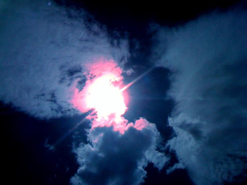 midday sun 31 Mar 10