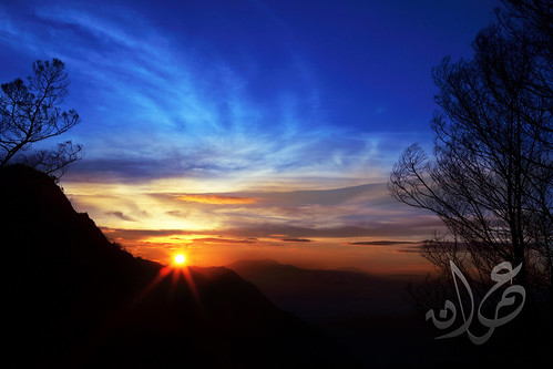 Sunrise from Pos Gardu Pandang, Bromo
