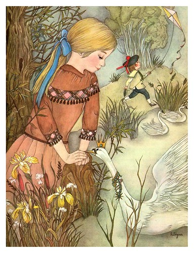 006-El principe azul- El pajaro de oro-Adrienne Segur
