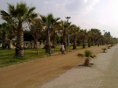 mersin sahil yolu