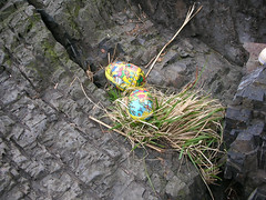 Family Easter Bunny Egg hunt in Norway #1