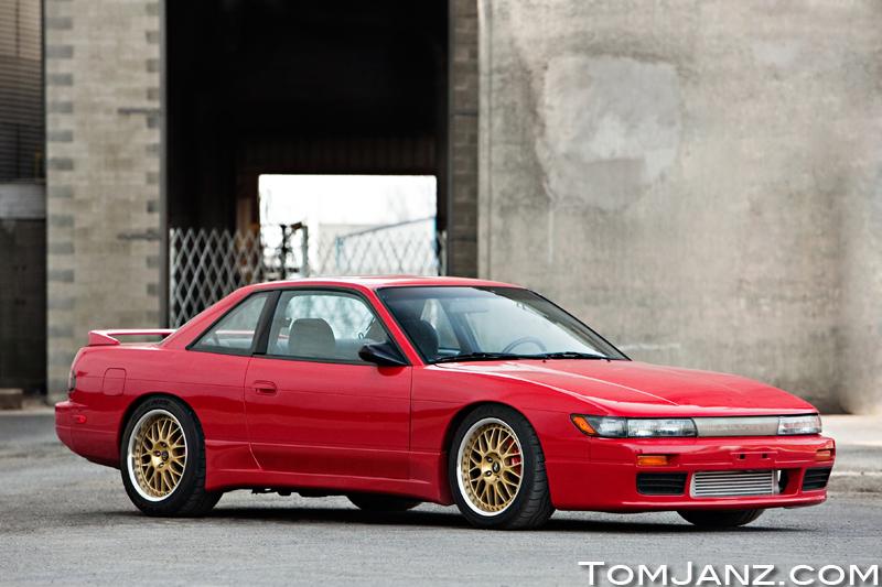 Fs 1992 Nissan 240sx Se S13 Coupe Rb25det Clean