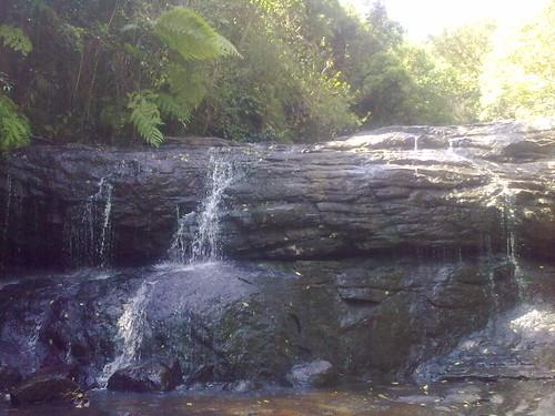 Pambar falls - Kodaikanal