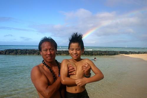 Rick and Noah