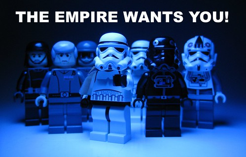 THE EMPIRE WANTS YOU 2! by leg0fenris, on Flickr