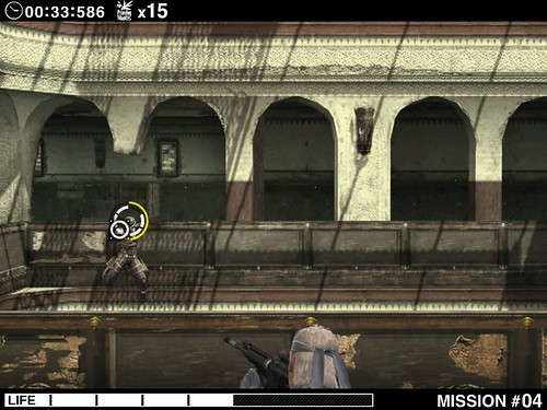 Metal Gear Solid Touch iPad screenshot 3