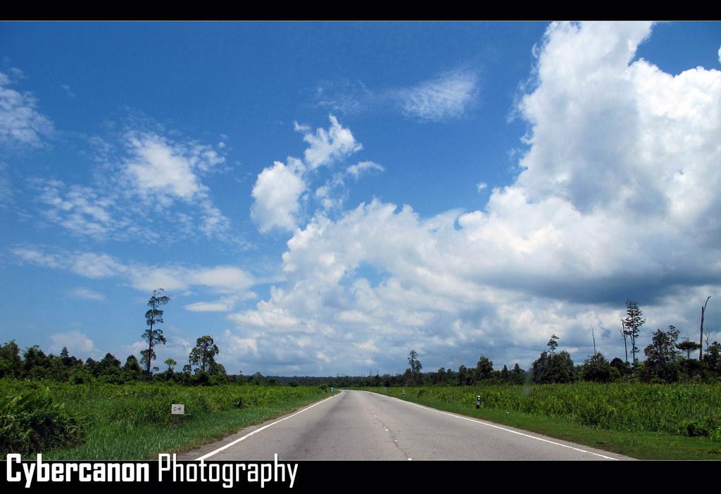 Route to Seria