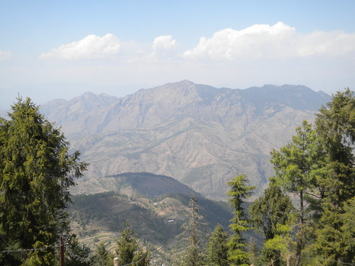 Kufri Mahasu Peak