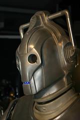 Cyberman (Rich Ford) Tags: robot drwho cyborg cyberman cybermen cybernetic