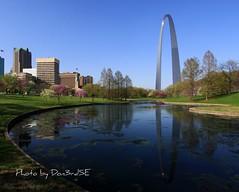 Gateway Arch - St. Louis, MO (Don3rdSE) Tags: blue trees sky monument clouds canon landscape eos spring stlouis mo missouri gatewayarch 50d bej mywinners abigfave canon50d goldstaraward april2010 don3rdse mygearandmepremium mygearandmebronze mygearandmesilver mygearandmegold