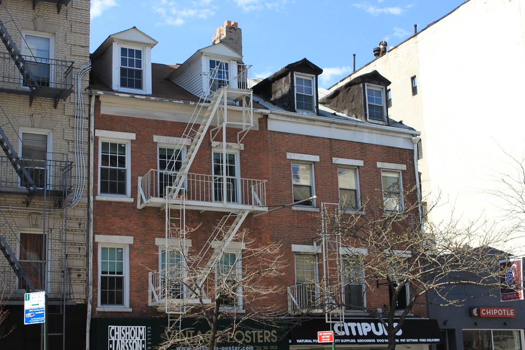 145-147 Eighth Avenue Houses
