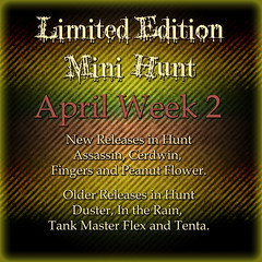 Limited Edition Mini Hunt-April Week 2