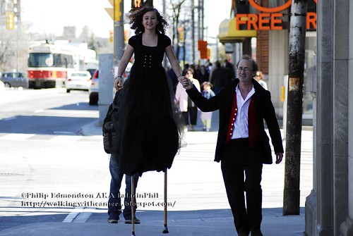 Stilts: The Return
