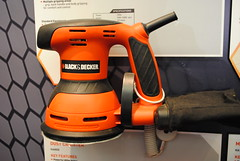 Black & Decker Sander @ The Gadget Show Live w...