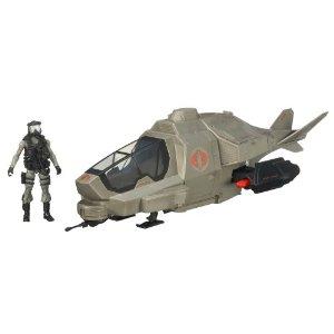 Movie Bravo Vehicle Cobra Gunship with Firefly V1