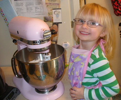 Cookie making Tink