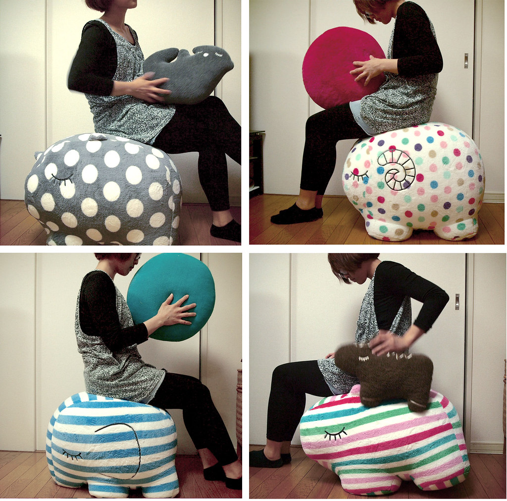 How to make bean bag chairs - Our Animal Bean Bag Chair Samples Have Finally Arrived They Turned Out Quite Different From How I D Imagined Them To Be Products Like These With