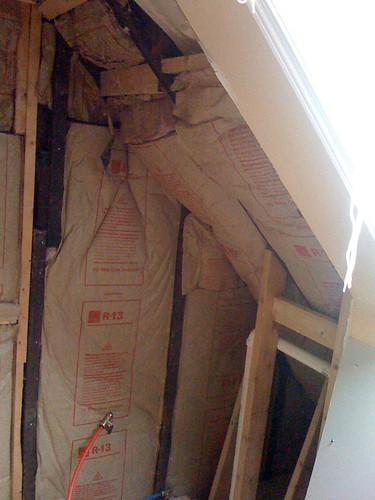 Insulation Help In Attic Half Story Houserepairtalk