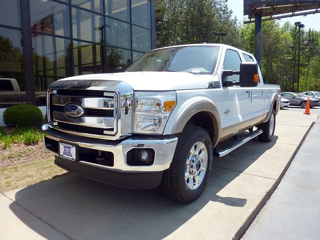 truck diesel duty super sandysprings f250 2011