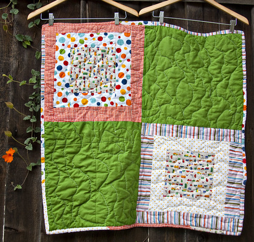 On The Go Quilt