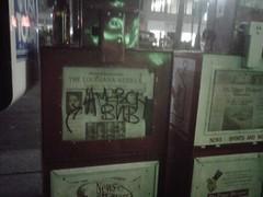 MERCH BNB (BabyloNBeware) Tags: new graffiti orleans merch bnb