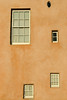 So many looking for a window of opportunity. (James_at_Slack) Tags: windows castle heritage architecture scotland aberdeenshire windowframes craigievar harling windowofopportunity differentwindows pinkharling caigievarcastle