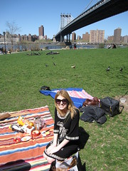 Temma (smashleylow) Tags: birthday friends brooklyn manhattanbridge 24 croquet brooklynbridgepark april2010