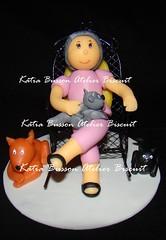 Vov ( Ktia Busson .) Tags: artesanato biscuit porcelanafria feitoamo ktiabusson