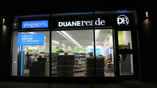 Duane Reade's new corporate style