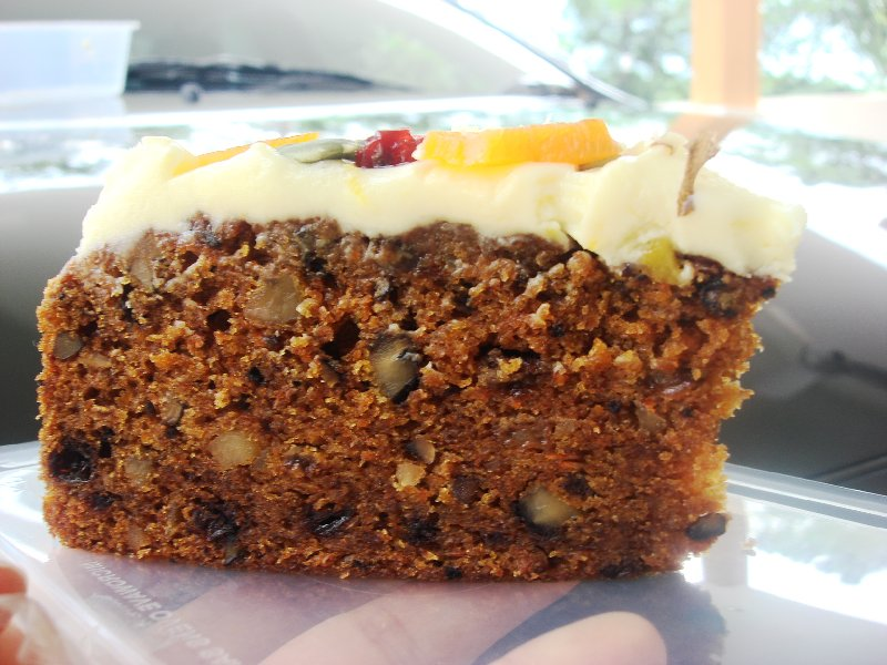 haute food - carrot cake-1