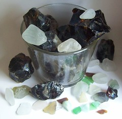 (1022 Sea Shell Ave) Tags: newjersey nautical beachfinds seaglassseaglass