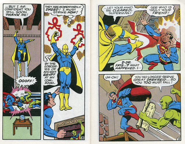 Super Powers - 15 - Doctor Fate - 05