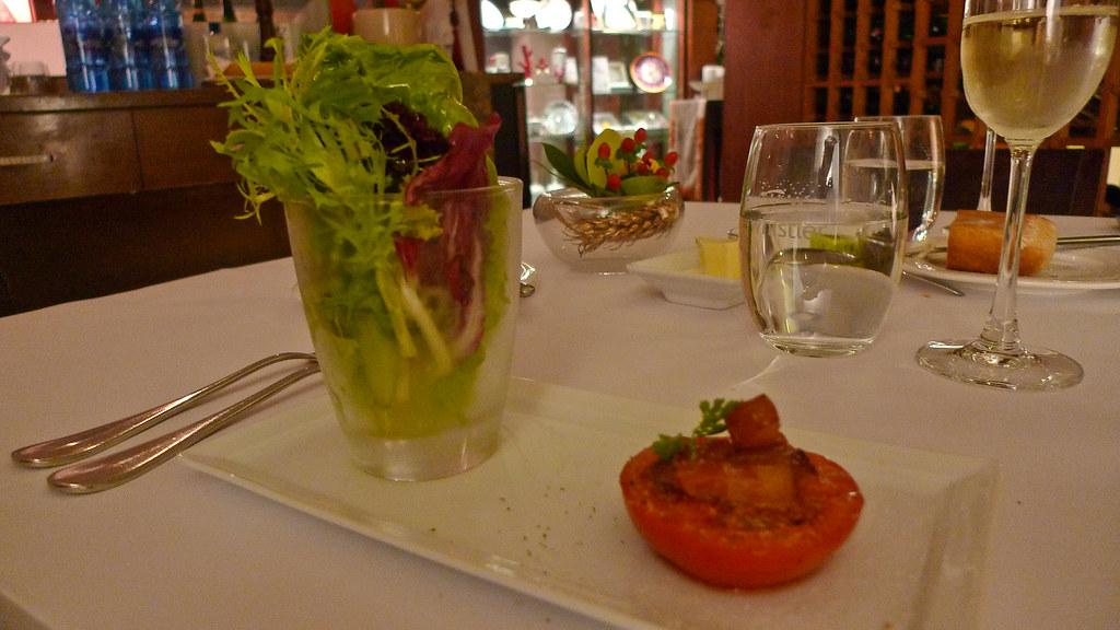 Louis XIV Appetiser