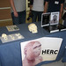 HERC table at Cal Day