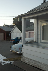 St. Mary's Neighborhood (New Tait) Tags: cars america vintage butte vernacular montan