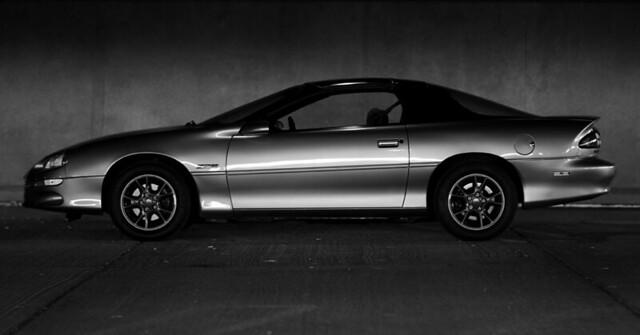 2001 chevrolet camaro chevy z28 ls1