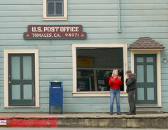 Post Office - Tomales, CA (J.G. in S.F.) Tags: marincounty uspostoffice tomalesbay 94971 tomalescalifornia