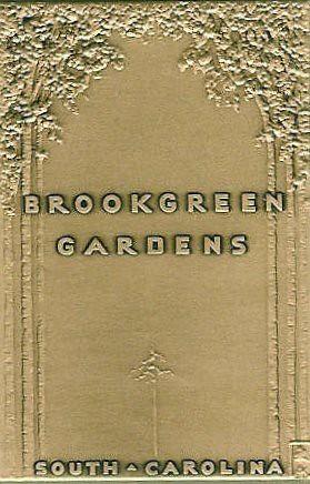 Brookgreen Gardens membership medal
