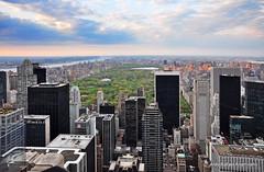 Central Park (Rafakoy) Tags: sky panorama cloud ny newyork building tower skyline clouds digital buildings high centralpark manhattan rockefellercenter thetopoftherock nikond90 aldorafaelaltamirano rafaelaltamirano aldoraltamirano