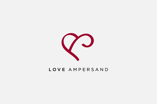 Love Ampersand Logo Design