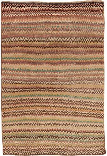 Persian Gabbeh Rug #44571 by Nazmiyal Collection