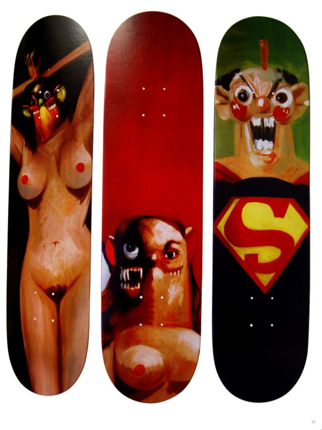 supreme-george-condo-skatedecks-highsnobiety-1