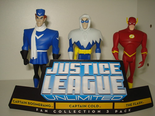 Justice League Unlimited Justice League Unlimited Cyborg