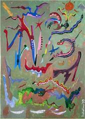 noi-ci-siamo (micksabatino) Tags: arte michele astratto quadri tela acrilico espressionismo pittura sabatino astrattismo