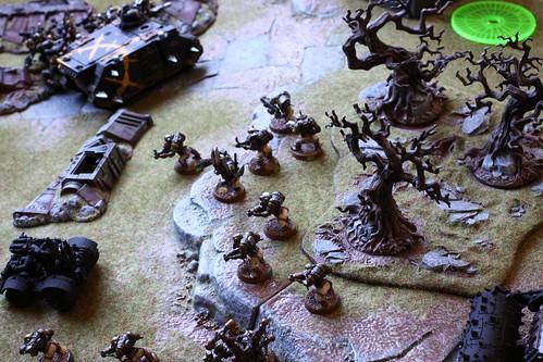 Orks Turn 5a - 5/1