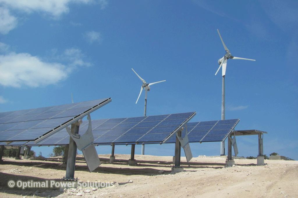 Caribbeans Hybrid System