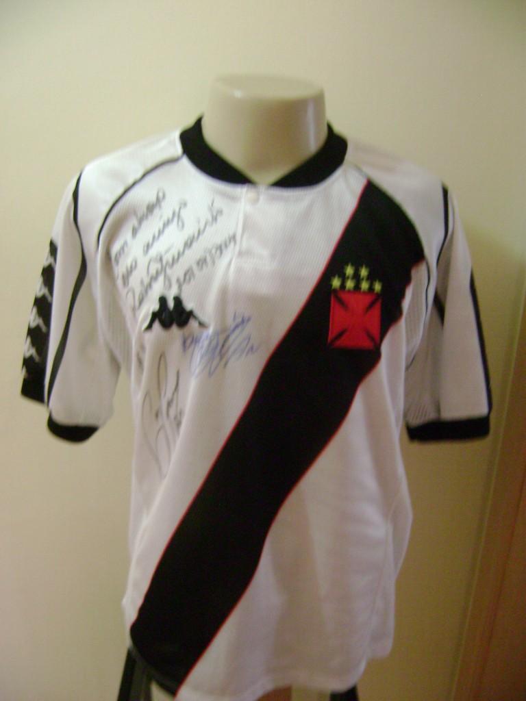 Minha primeira camisa do Vasco, Kappa, 1999