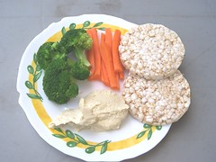 Healthy lunch - 05/05/2010